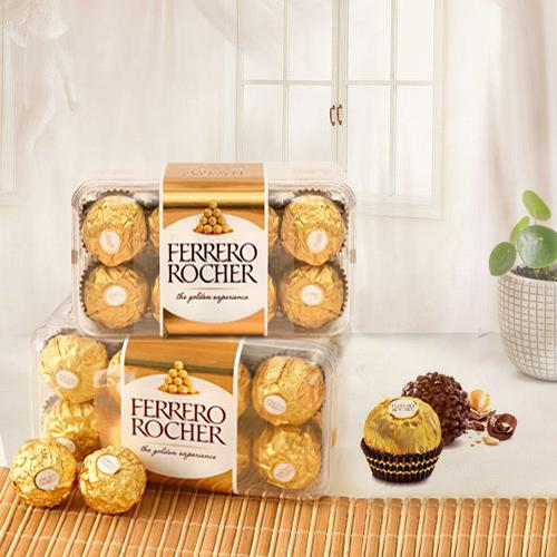 Tasty Ferrero Rocher Chocolates Box