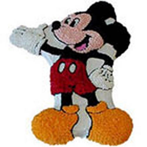 Tasty Mickey Mouse Cake for Kids