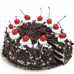 Yummy Black Forest Cake for Anniversary