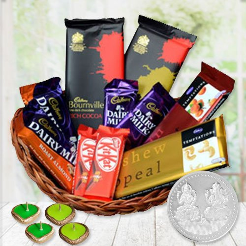 Amazing Chocolates and Other Festive Gifts Hamper