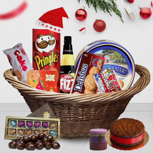 Soul Satisfying Christmas Gift Hamper