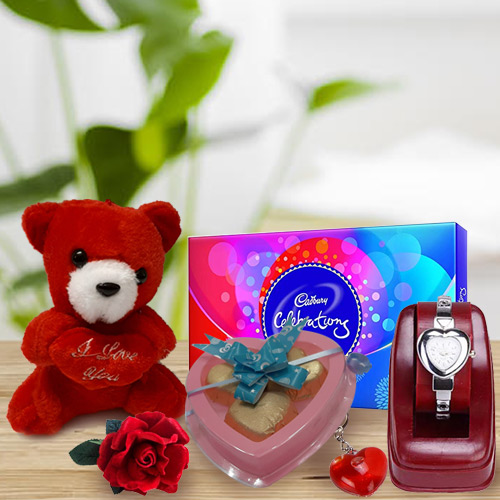 Exquisite Love Combo Hamper