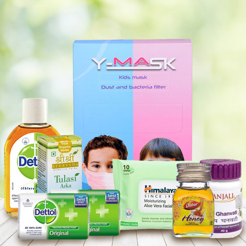 Marvelous Immunity Boosting Gift Pack for Kids