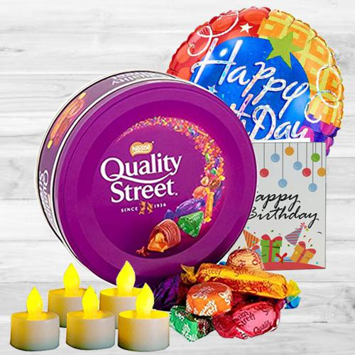 Outstanding Nestle Quality Street Chocos N Assortments Combo