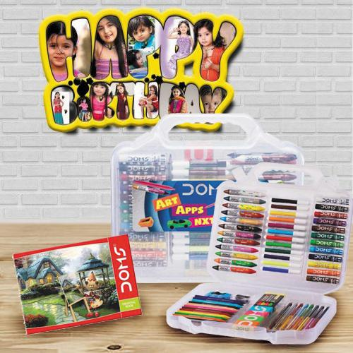 Remarkable Personalized Gift Combo for Kids