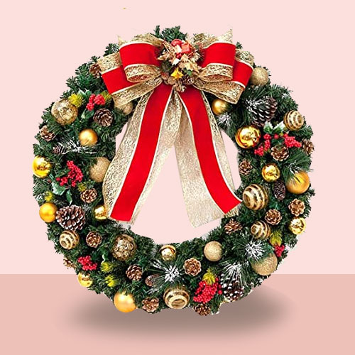 Magnificent Christmas Wreath