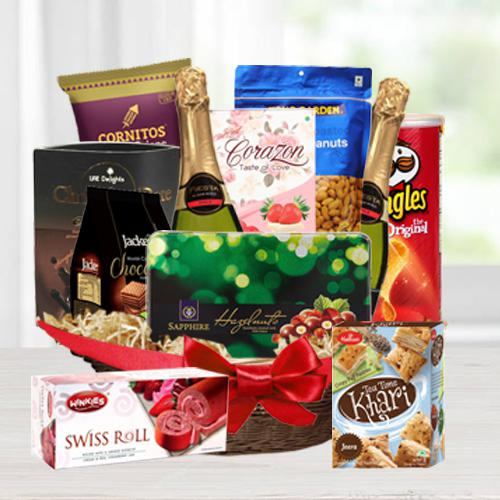 Bounteous Christmas Delight Hamper