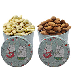 Fun N Flavorful Dry Fruits X-mas Hamper