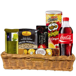 Gift Hamper of Delightful Gourmets