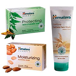 Exquisite Himalaya Herbal 3-in-1 Bath Pack