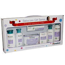 Baby Care Gift Pack From Himalaya