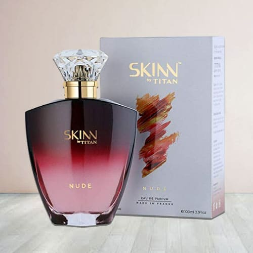 Remarkable Titan Skinn Nude Fragrance for Women