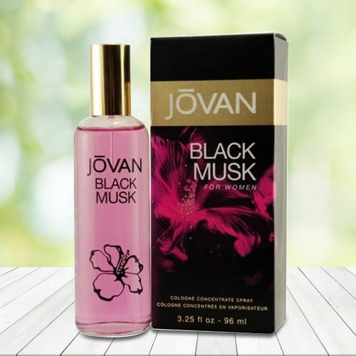 Sensational Jovan Black Musk Cologne for Women