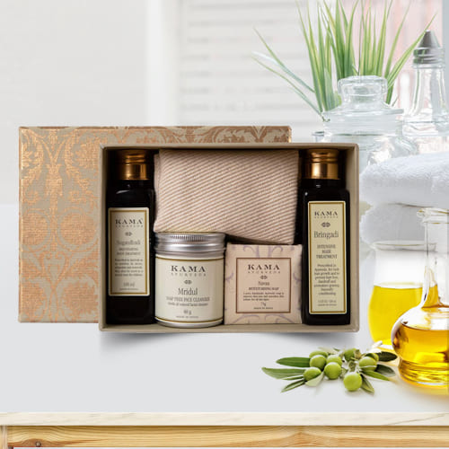 Exclusive Kama Ayurveda Wellness Kit