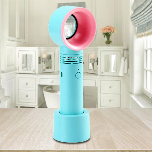 Awesome Bladeless Portable Fan