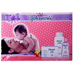 Amazing Johnson and Johnson Baby Care Collection