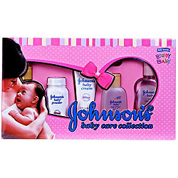 Awesome Johnson and Johnson Baby Care Collection