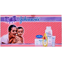 Wonderful Johnson and Johnson-Baby Care Collection