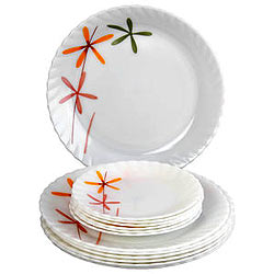 Fantastic LaOpala Melody 12 Pieces Dinner Set