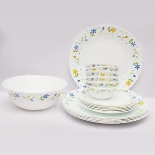 Striking Diva from LaOpala Twilight Bouquet Dinner Set