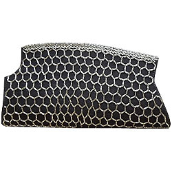 Beautiful Black Clutch from Spice Art