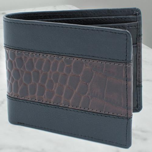 Mesmerizing Gents Leather Wallet