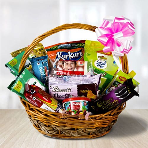 Celebration Special Gourmet Gift Hamper