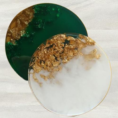 Exclusive Resin Coasters for your loved ones