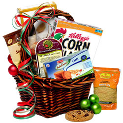 Exclusive Food Basket