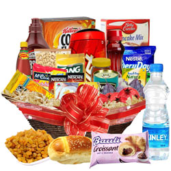 Graceful English Breakfast Hamper