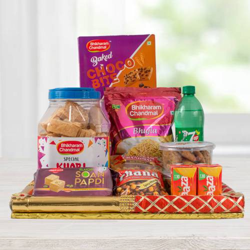 Fabulous Assorted Food Hamper