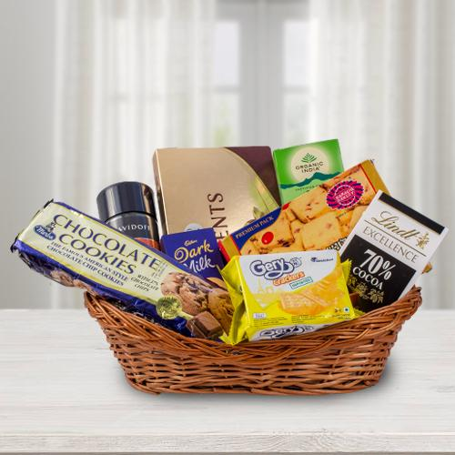 Amazing Imported Breakfast Hamper