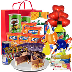 Pretty Ultimate Food Gift Hamper