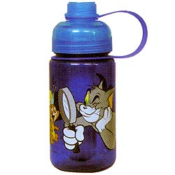 Blue color Tome & jerry Sipper Bottle