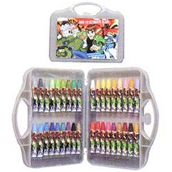 26 Pcs Coloring Set from Ben 10