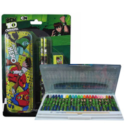 Pretty Kids Special Stationary Set from Ben 10