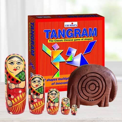 Exclusive Traditional Toys Set for Kids