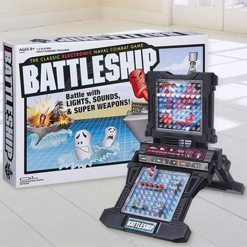 Marvelous Hasbro Battleship Game