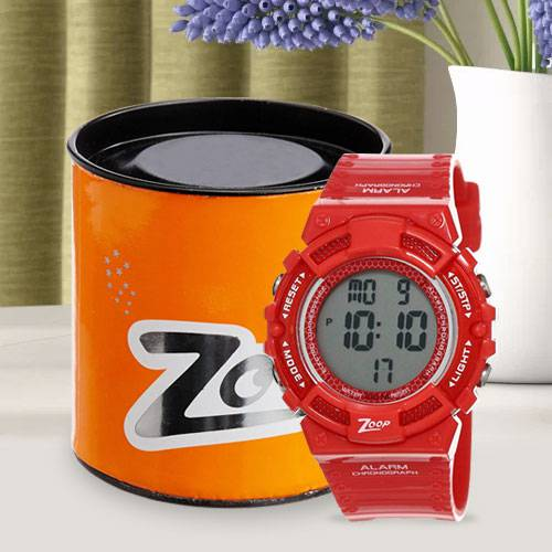 Marvelous Zoop Digital Childrens Watch