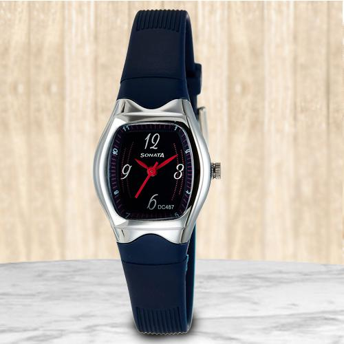 Attractive Sonata Analog Womens Watch
